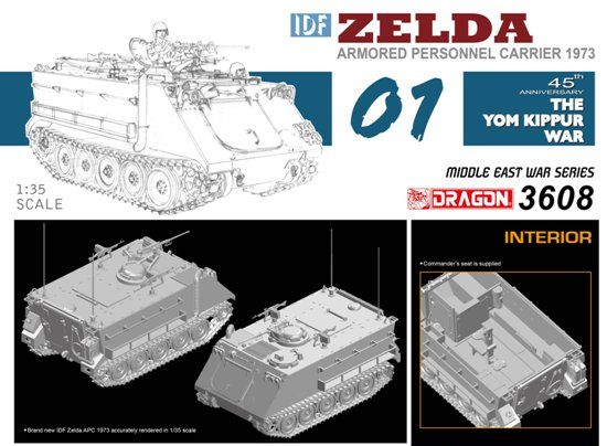Dragon-M113 zelda